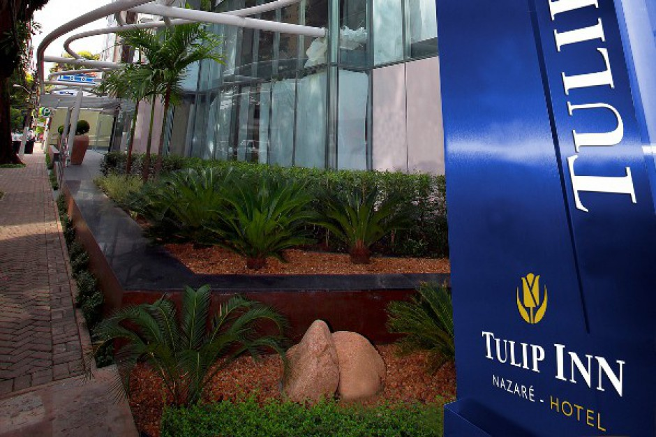 Znamy lokalizację Tulip Inn Warszawa