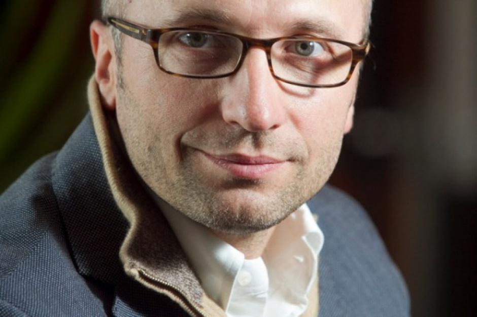 Rafał Jerzy sprzedaje projekt galerii Makrum. Centrum zbuduje Scala