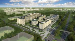 Na budynkach I etapu Business Garden Warszawa zawisła wiecha