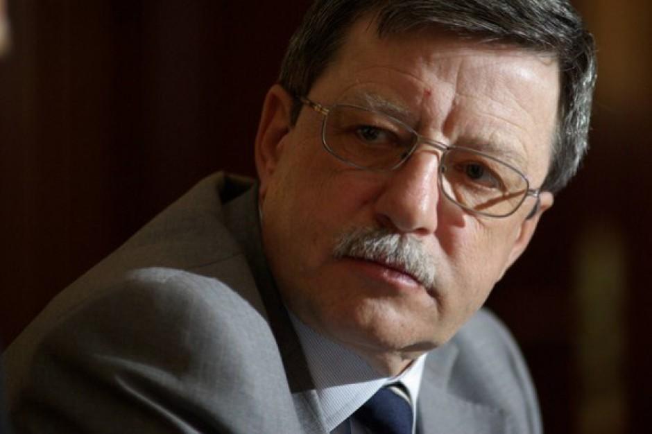 Rezygnacja W. Kruka z zasiadania w radzie nadzorczej Vistuli to dobrze przemyślany krok