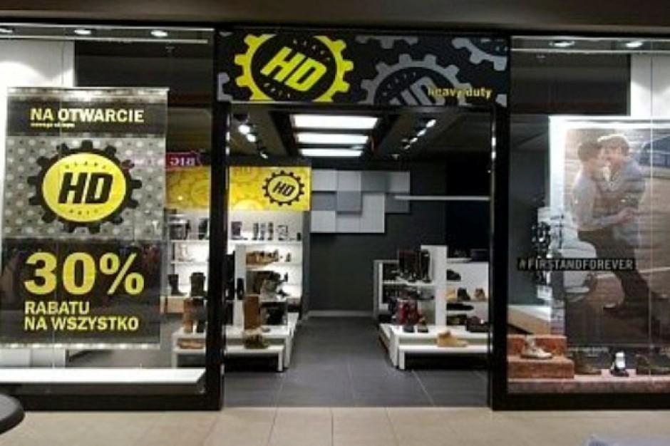 Właściciel sieci sklepów HD heavy duty rozważa jej sprzedaż