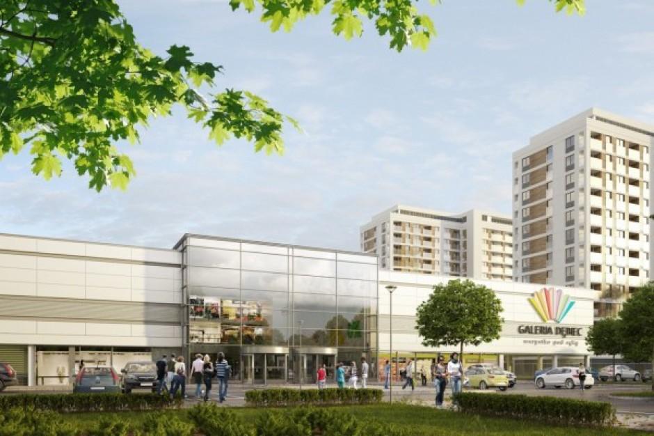 Poznań będzie miał kolejne centrum handlowe - Galerię Dębiec