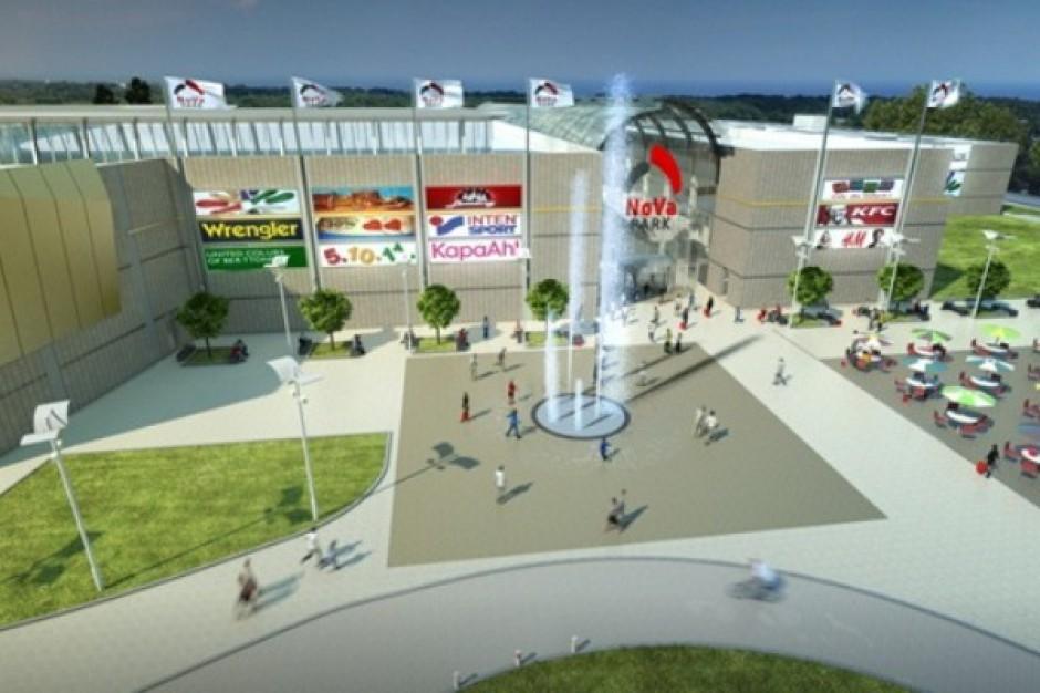 Ruszyło centrum handlowe NoVa Park
