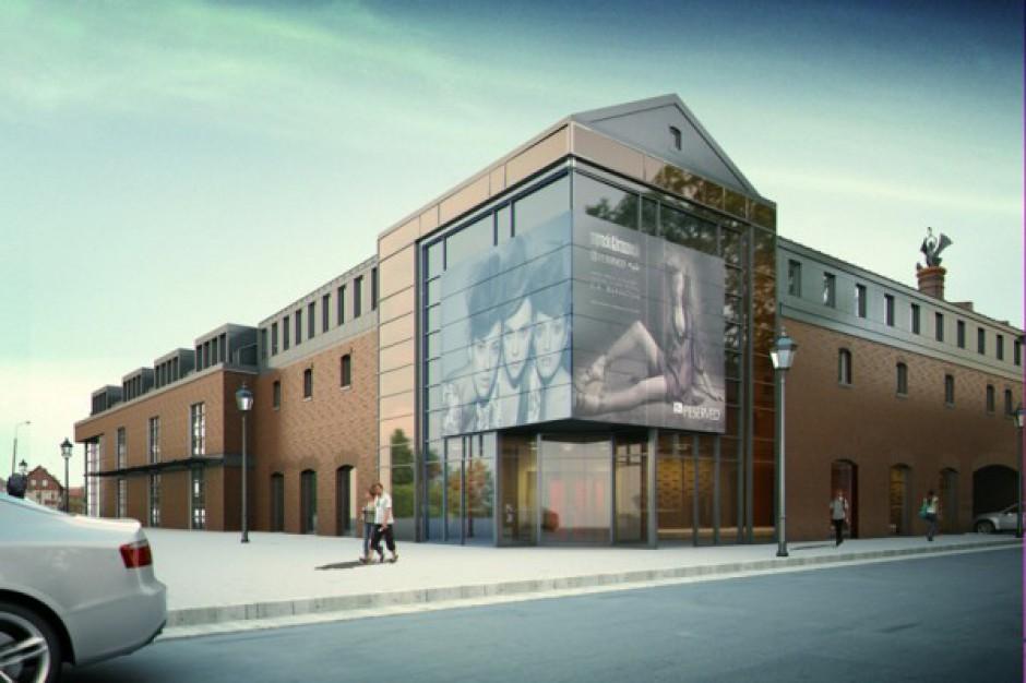 W Browarze Kościerskim powstanie centrum handlowe z hotelem i biurami