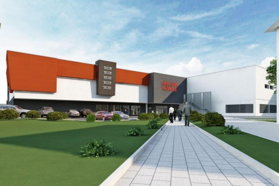 Inwestor Centrum Kowale pozyskał kredyt na budowę obiektu