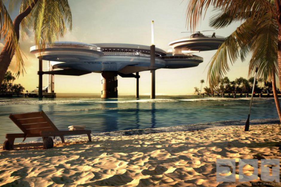 Polscy naukowcy zaprojektowali podwodny hotel