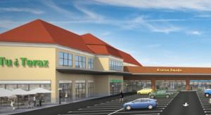 Retail park TUiTERAZ powstanie w Ełku