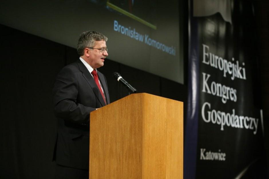 Rozpoczął się IV Europejski Kongres Gospodarczy