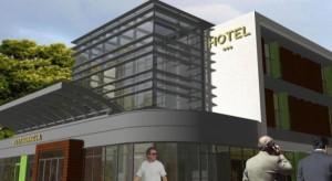 Nowy hotel powstaje w Lubinie