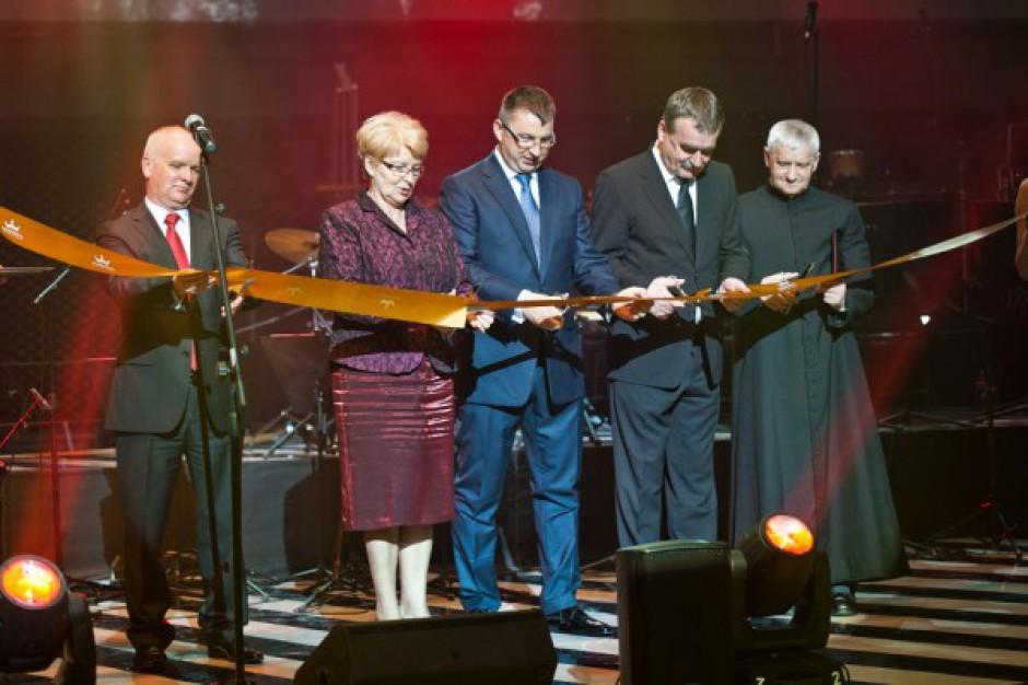 Korona Kielce otwarta - zobacz zdjęcia