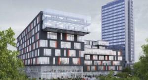 Ponad 100 mln zł na kompleks biurowy w Katowicach