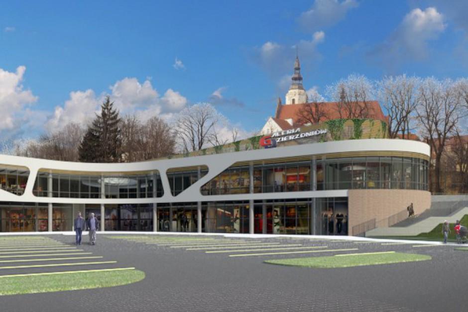 Galeria Dzierżoniów ruszy w trzecim kwartale 2013 roku