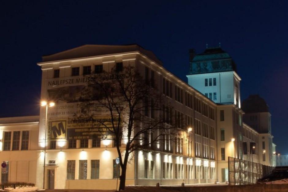 """Biura do wynajęcia w dawnym budynku """"Polskiej Wełny"""""""