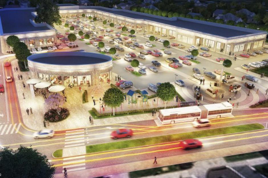 Ghelamco zaczyna aktywność na rynku handlowym od Łomianek - zobacz co zbuduje