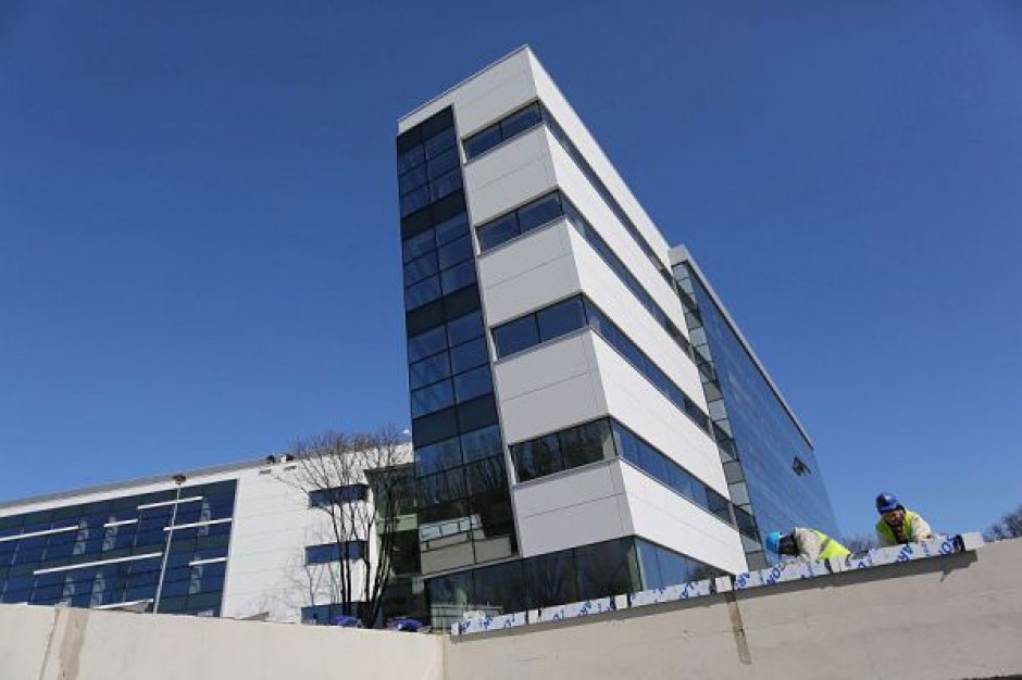 Zakończyła się budowa Opera Office