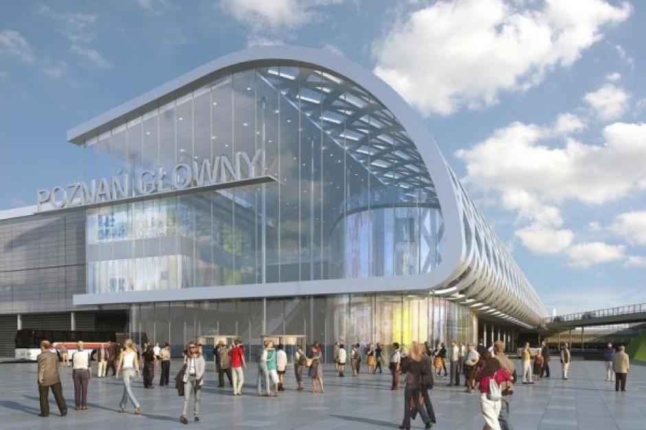 Pierwszy etap Zintegrowanego Centrum Komunikacyjnego w Poznaniu już otwarty