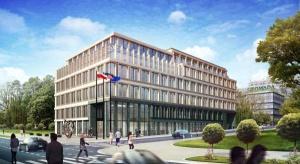 Krakowski deweloper zbuduje kameralny biurowiec w stolicy