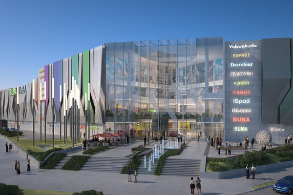 Rozbudowa CH Ogrody ruszy w III kwartale 2012 roku