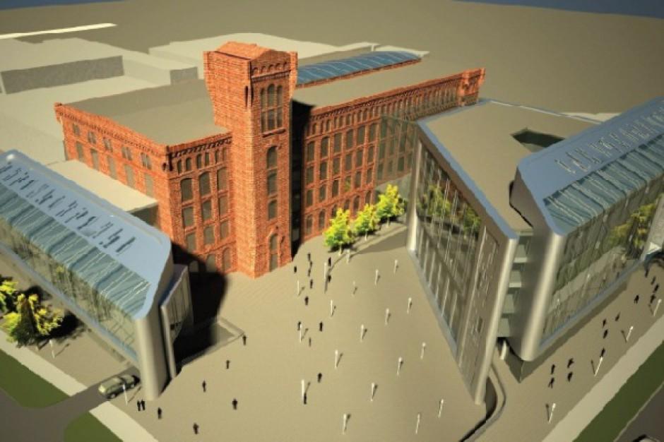 Łódzka fabryka Ossera ma być nowym centrum biznesowym