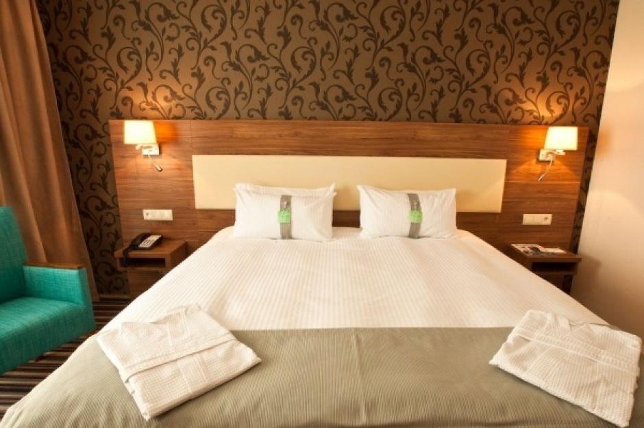 Holiday Inn Łódź otwarty
