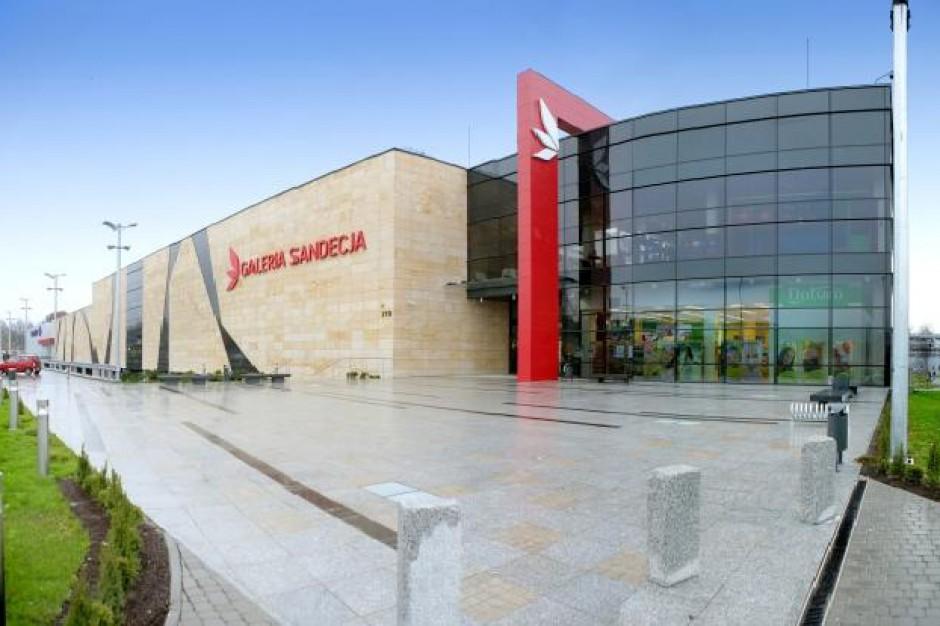 Galeria Sandecja z nowym sklepem obuwniczym