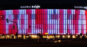 Zobacz jak zmieniła się Galeria Echo na Euro 2012