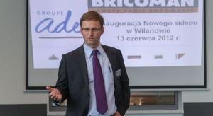 Bricoman rusza na Polskę