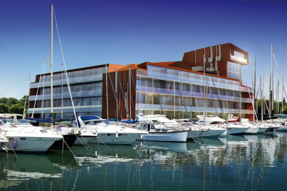 Inpro wybuduje apartamenty przy Hotelu Mikołajki Leisure & SPA