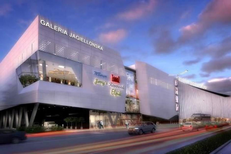 Coraz bliżej rozpoczęcia budowy Galerii Jagiellońskiej