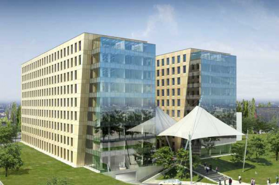 BNP Paribas Real Estate agentem Wola House