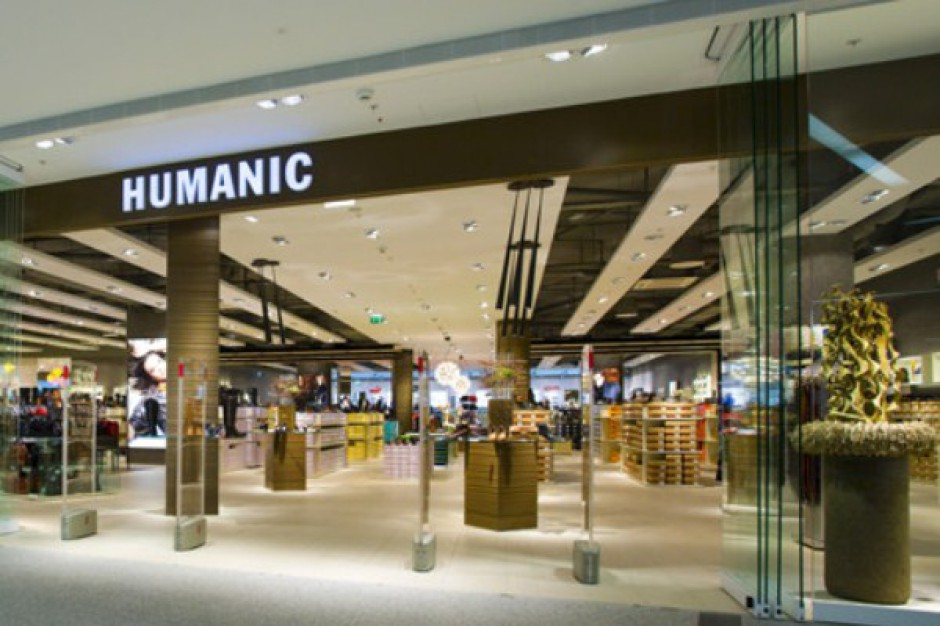 Humanic szuka chętnych na część swoich sklepów