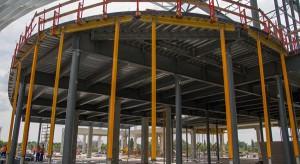 Postępują prace przy budowie II etapu Poznań City Center - zobacz zdjęcia