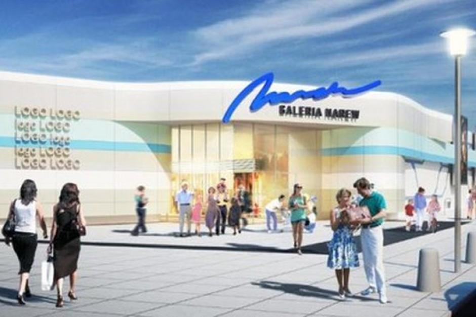 Budowa Galerii Narew zatrzymana