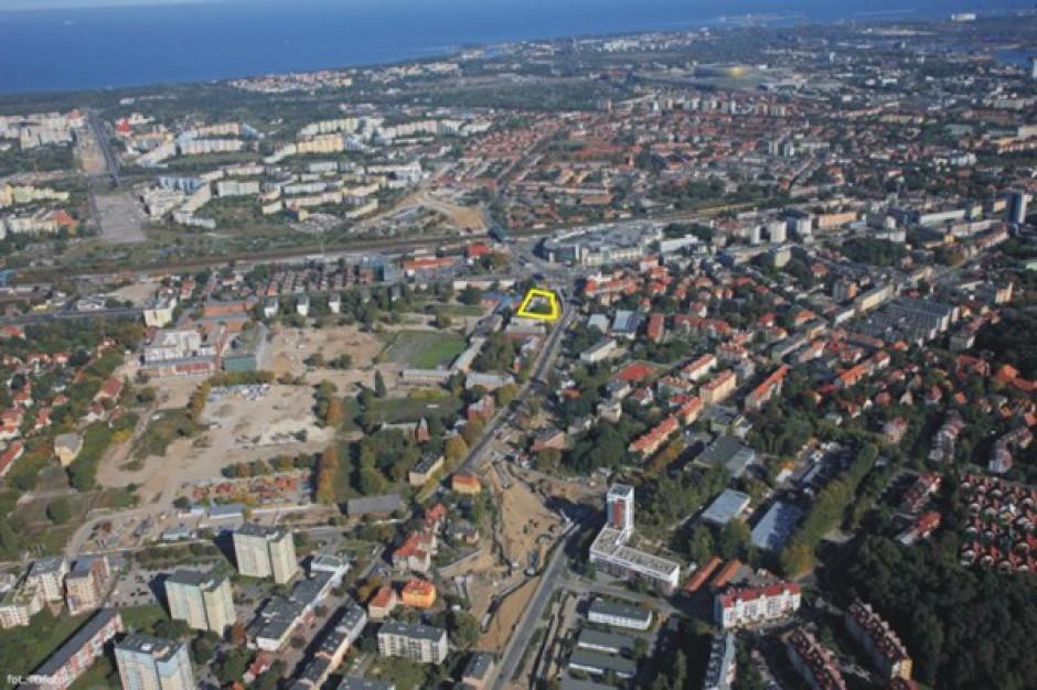 AMW sprzedaje działkę w Gdańsku