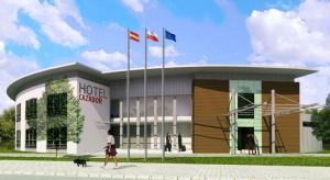 Hotelowa inwestycja przy Centrum Edukacji Przyrodniczej w Pile