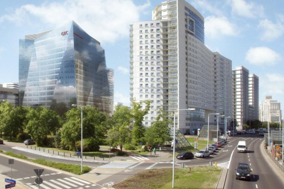 Rusza budowa wielkich biurowców niedaleko warszawskiego metra i dworca
