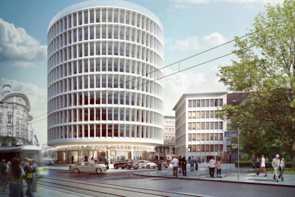 Budowa biurowca spółki Immobel Poland dobiega końca