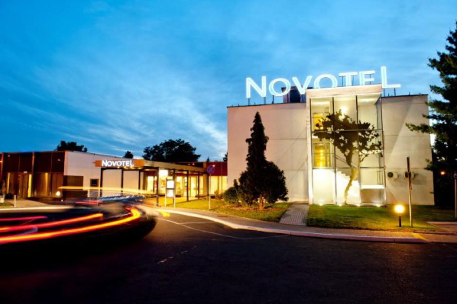 Zmodernizowany Novotel Wrocław przyjmuje gości - galeria zdjęć