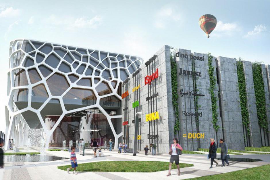 Jest miejscowy plan zagospodarowania dla Galerii Warmińskiej