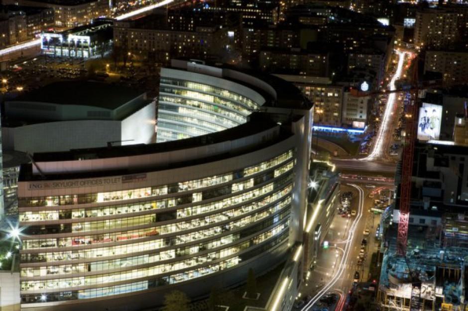 Warszawa regionalnym centrum biznesu
