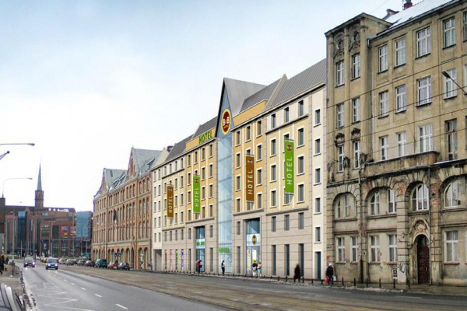 Ruszyła budowa kolejnego hotelu B&B w Polsce
