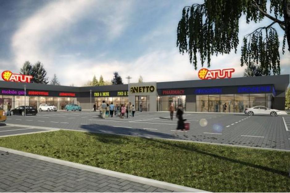 Nowe Centrum Handlowe Atut powstanie w Łodzi