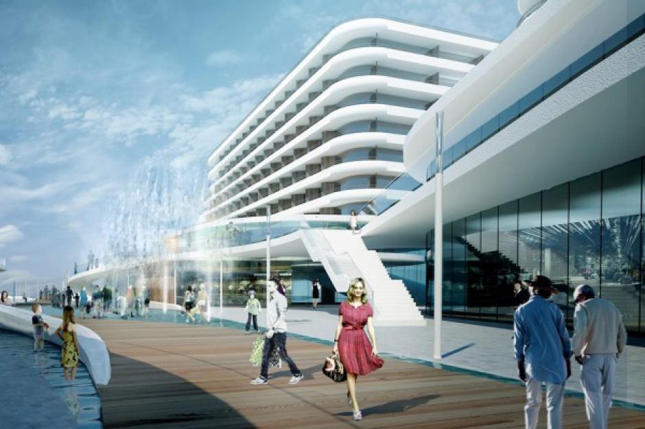 Zdrojowa wybrała projekt Baltic Park Molo. Budowa może ruszyć jeszcze w tym roku
