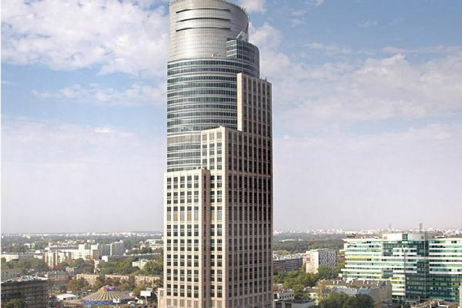 Axa pozostaje w Warsaw Trade Tower do 2020 roku