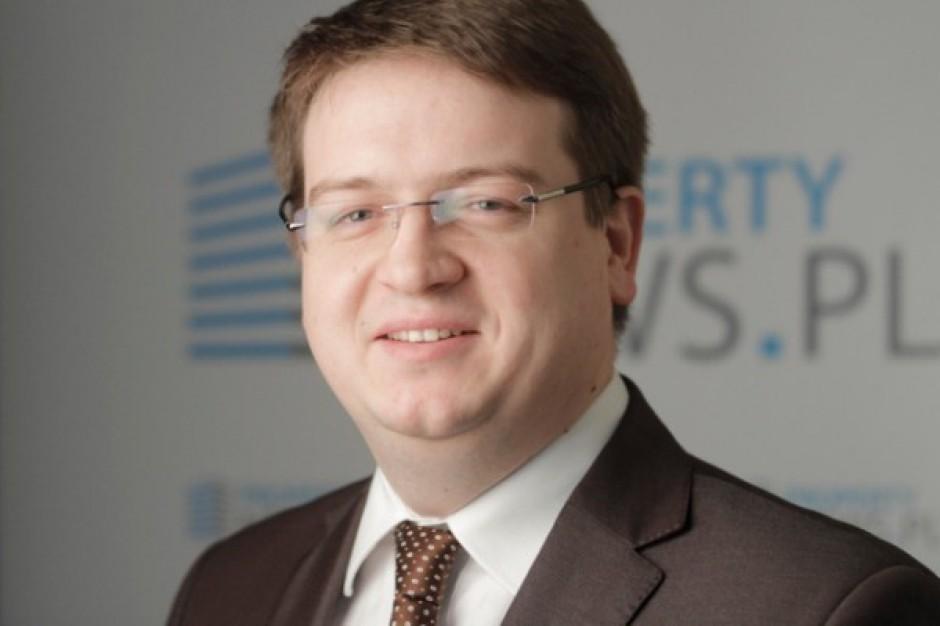 Park handlowy w Bielawie - nowa inwestycja Adept Investment