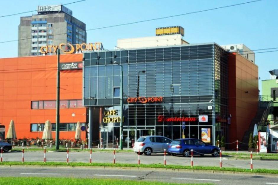TUP ma warunki zabudowy dla centrum handlowego City Point w Tychach