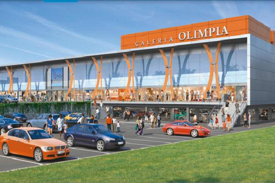 Galeria Olimpia będzie gotowa w listopadzie