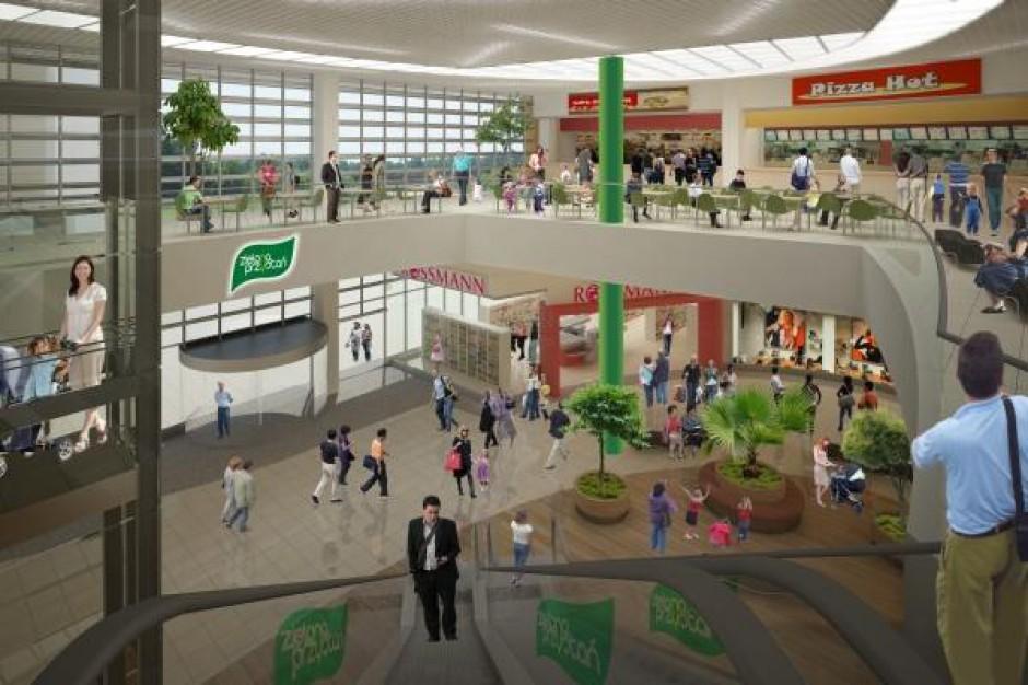 Interbud przejmie budowę galerii Zielona Przystań