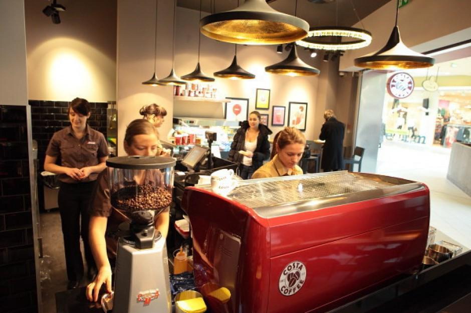 Polski rynek kawiarni opiera się kryzysowi