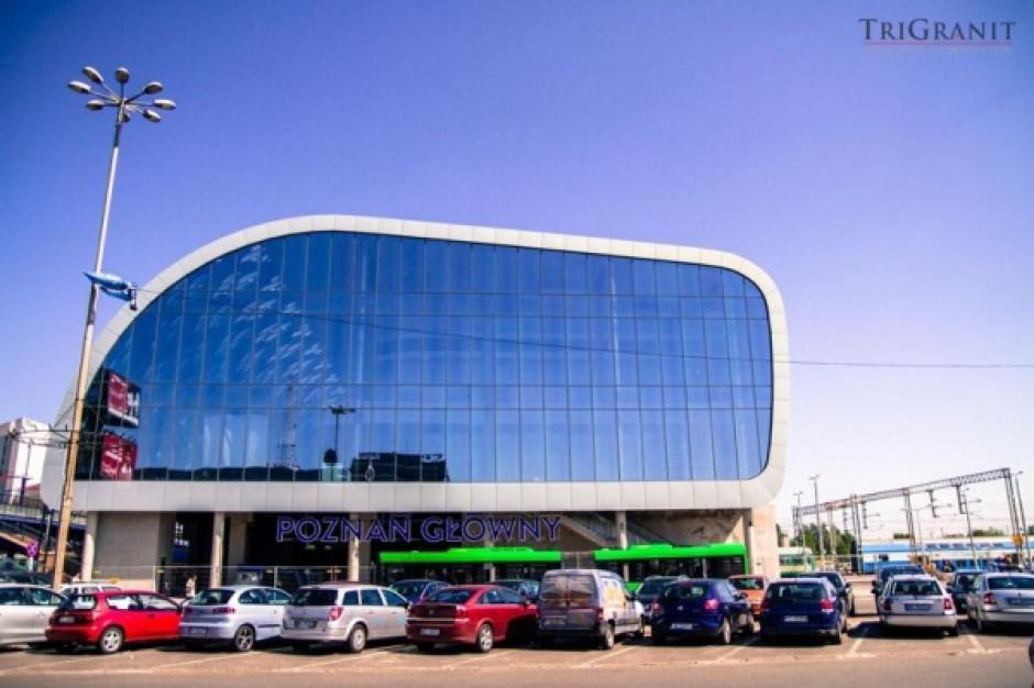 Zobacz jak powstaje drugi etap Poznań City Center
